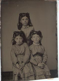 Three Unknown Girls