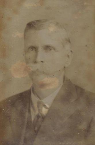 A photo of William Edward Canham