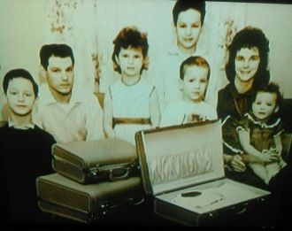 "Gerald ""Jerry"" Lee Byers family"