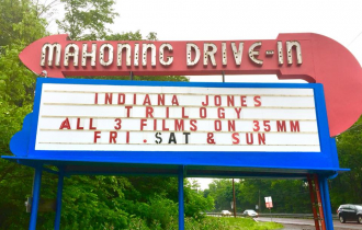 At the Mahoning Drive-In
