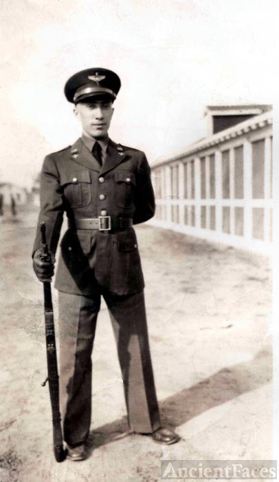 Anthony Garret Rispoli, US Army Air Corp.