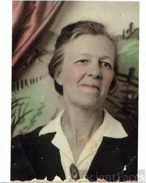 Grandmother Sarah Leota Engle