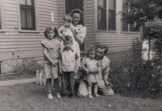 Buelow Family Photo