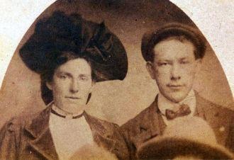 Mary Elizabeth Flynn and Matthew Leonard Mulhair