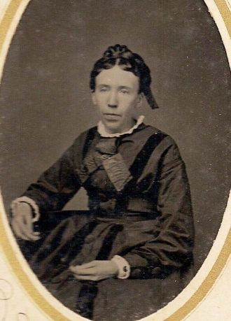 Julia Ann Town Farrington,  NY