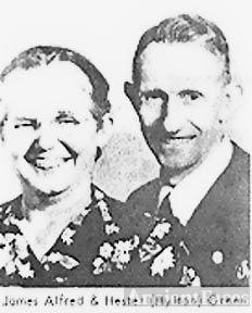 James Green & Hester Hylton