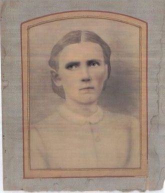 Anne Eliza Saunders Garrett