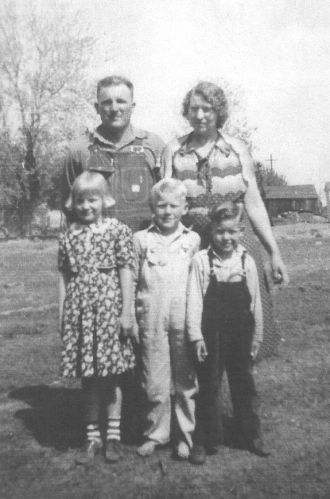 William, Anna, Bill, Barbara, & Merle Nelson, MO