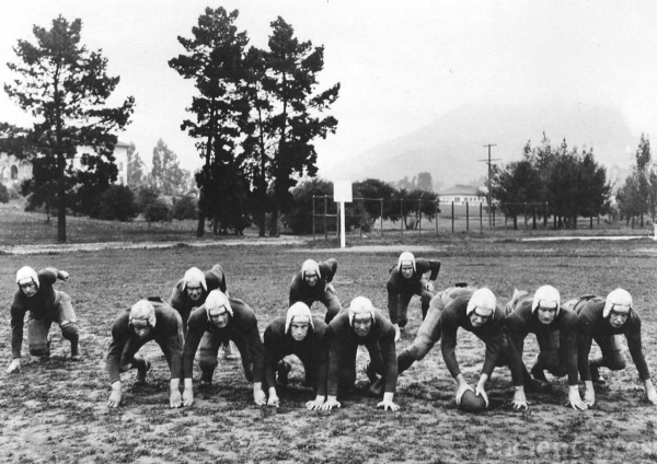 1924 Cal Poly Football Team