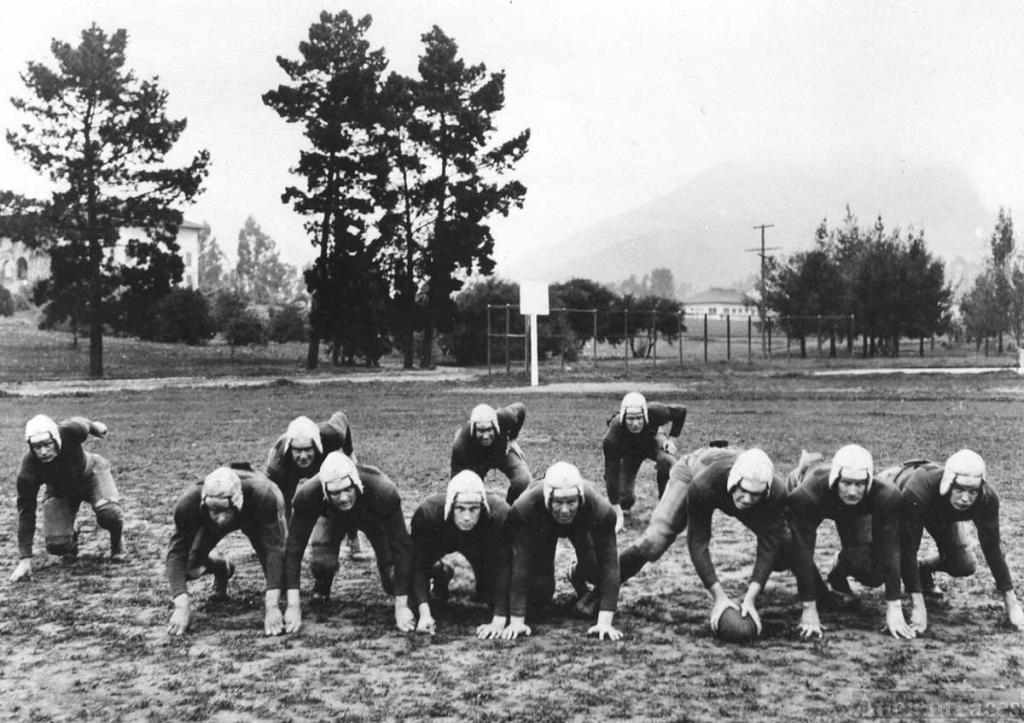 1924 Cal Poly Football Team