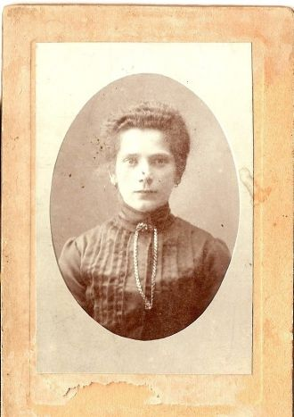 A photo of Pauline Valentine Belanich