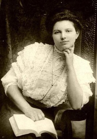 Ava Anthony (Graves) Bennett