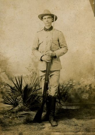 A photo of Walter Albert Boyce