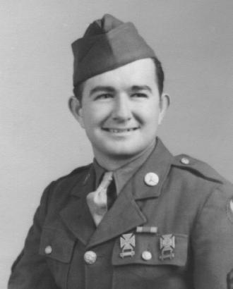 Sergeant James L Lindsey