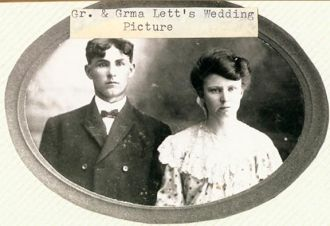 A photo of Hyram Matthew Lett