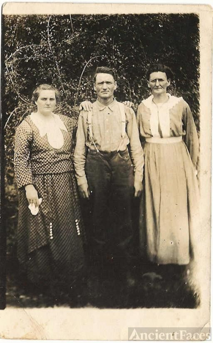 Children of James Washington Halfod & Arrenia Bean