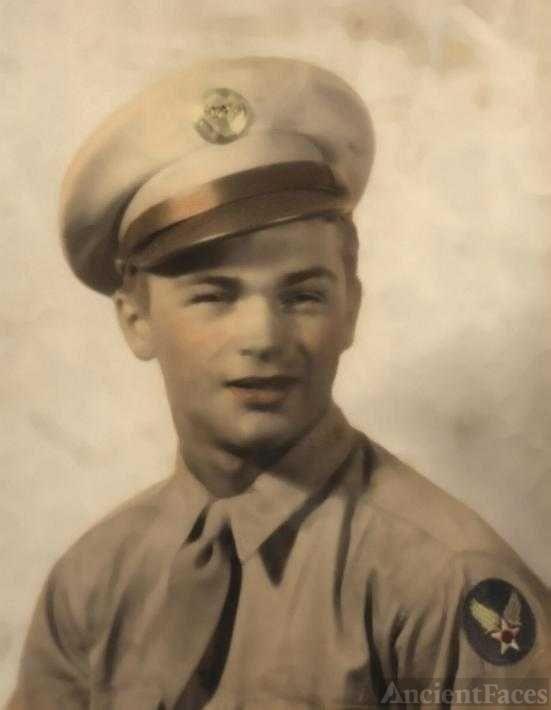 S/Sgt. Robert C. Wenskovitch Sr.