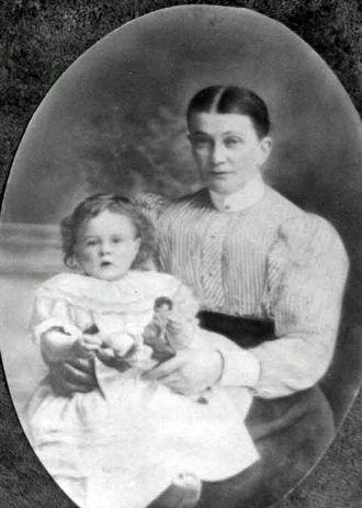 Anne Elias Jones and Anne May Jones, Wales