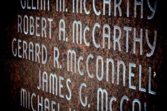 Gerard R McConnell gravesite