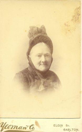 Sarah (Walker) Young