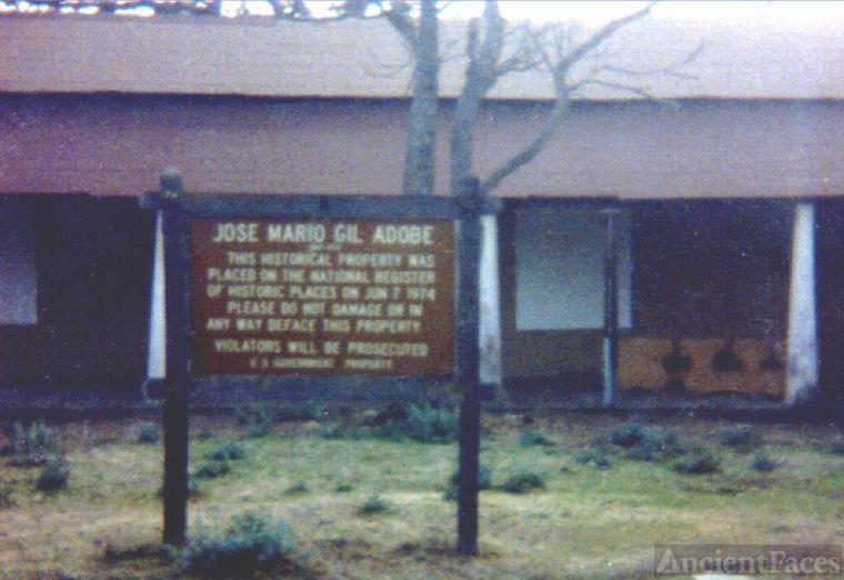 Jose Maria Gil Adobe