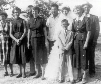 Adolf Hering Family