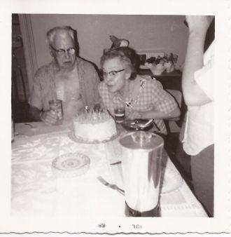 Blanche Smith & Alec Poplewski