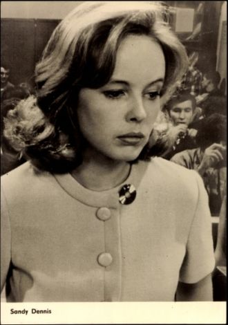 Sandy Dennis