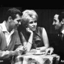 Charles Aznavour, Yvonne Constant, Johnny Carson
