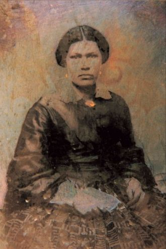 Alethea Preston (Pinn) Colvin, Virginia