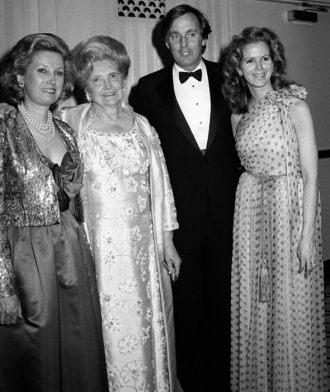 Fred Trump Family