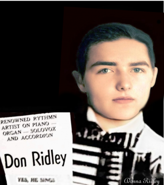 Donald Ridley Entertainer