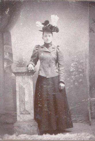 Mary Ann Jones Lewis