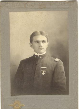 Charles Comfort Whittier, University of Maine 1899