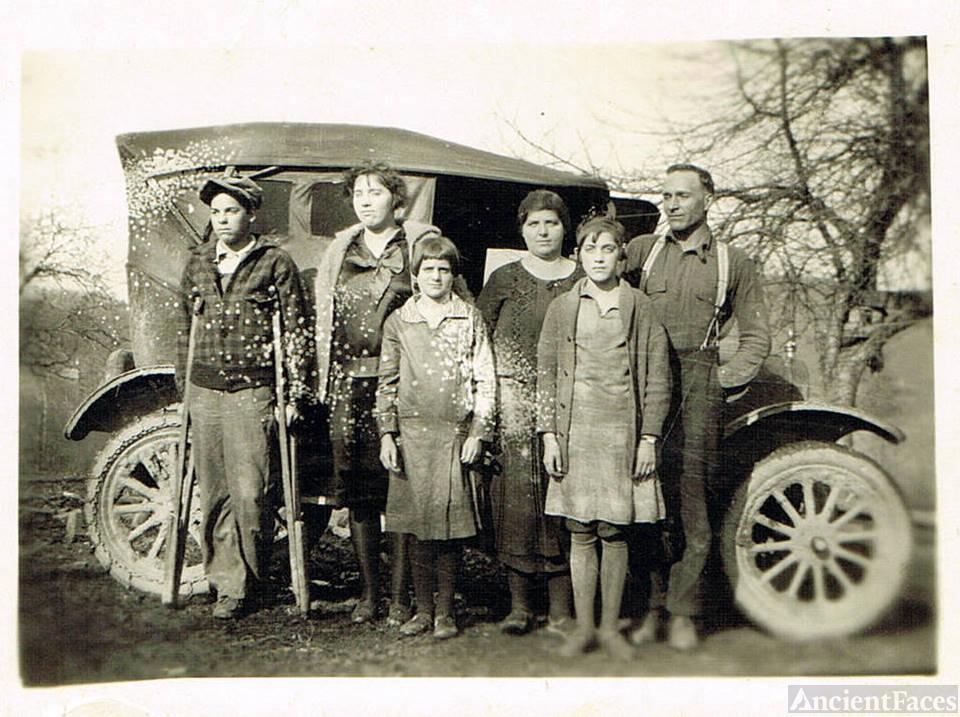 JOHN STURGILL FAMILY