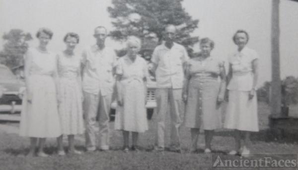 Children of Festus and Martha Helms, AL