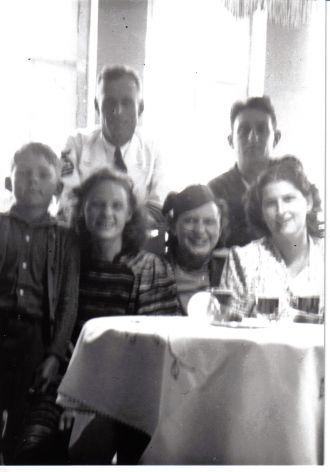 Elizabeth &  Tom Scalese Sr, Tsingtao 1939