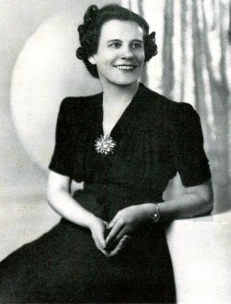 Louise Wilcox, Texas, 1939