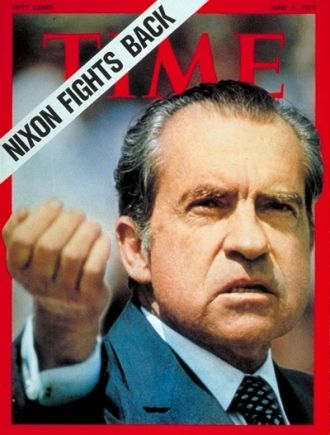 Richard Nixon, Time Magazine, 1973
