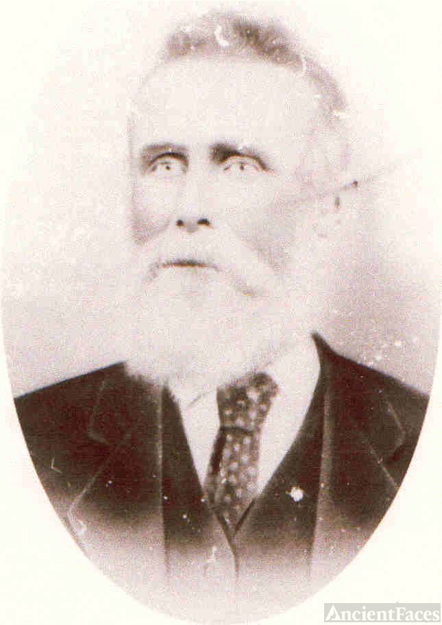 Judge John Wadsworth  Older Man