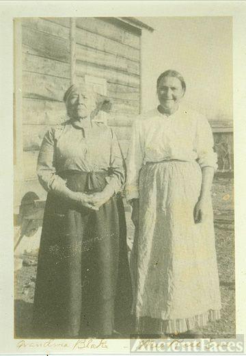 Mary (Use) Blake & Rose Ess