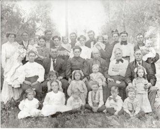 Dasher/Ferrier reunion 1907