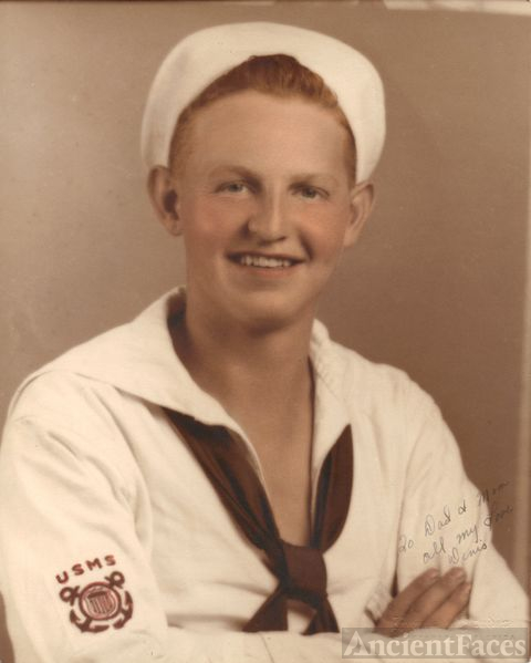 Dennis F. Power, USMS 1940's