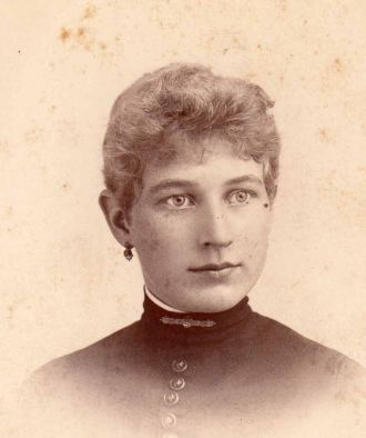 A photo of Anna Woodbury Wesbster