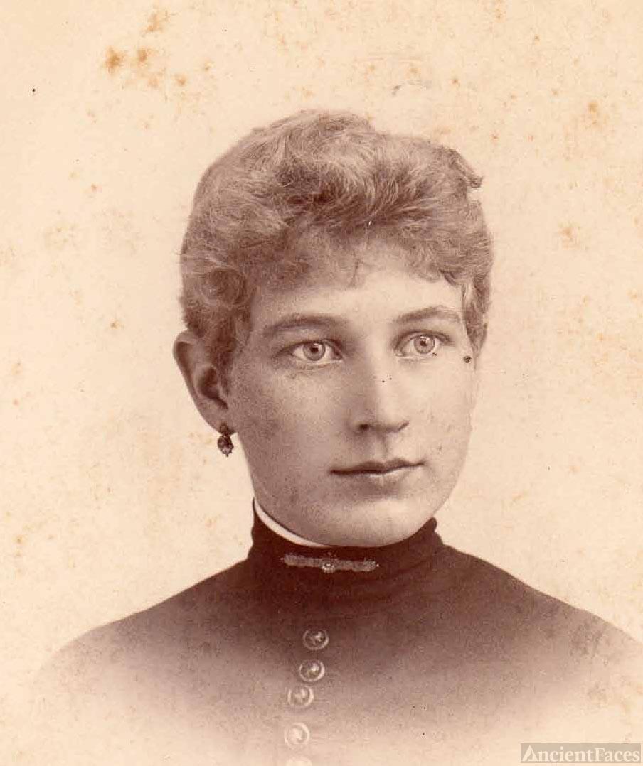 Anna Woodbury Webster - Hastings, Nebraska