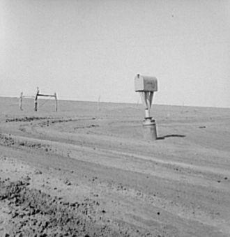 Texas, Dust Bowl