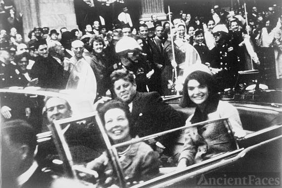 John F. Kennedy motorcade, Dallas
