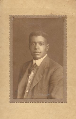 A photo of Walter Henry