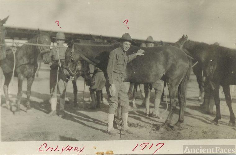 Calvary 1918