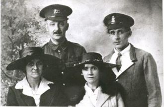 Marriage of Patrick Gilmurray to Margaret Doran